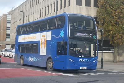 1607, HF65AYA, Bluestar, Bargates, Southampton