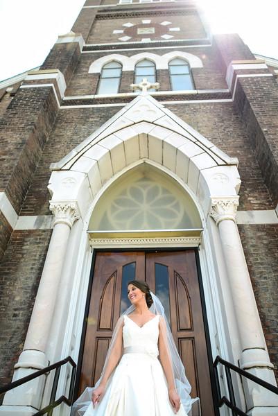 Mary Frances Post Bridal