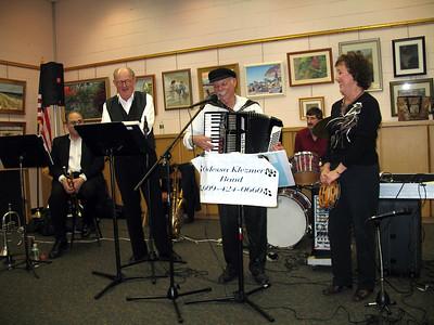 Odessa Klezmer Band at Lakewood Library