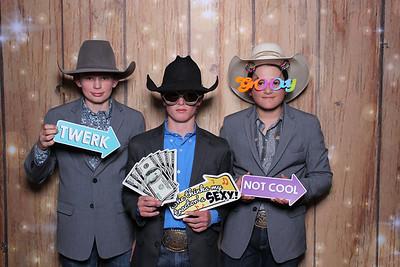 4-13-19 Cowboy Prom