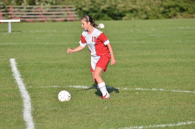 GJV Soccer vs GB 9-17-14