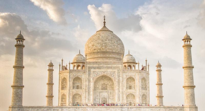 Taj Mahal, HDR