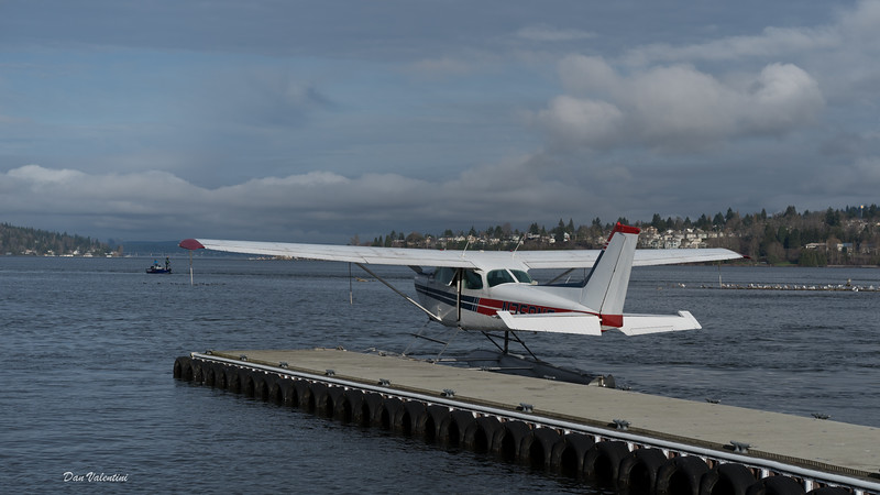 Float Plane in Seattle