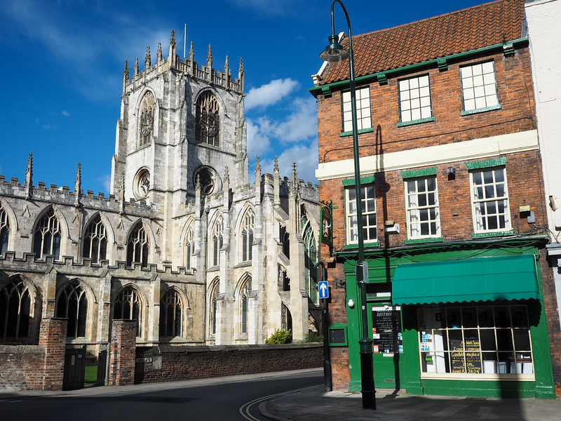 St. Mary's Church in Beverley, England