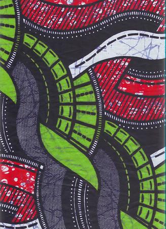 African Wax Prints Design
