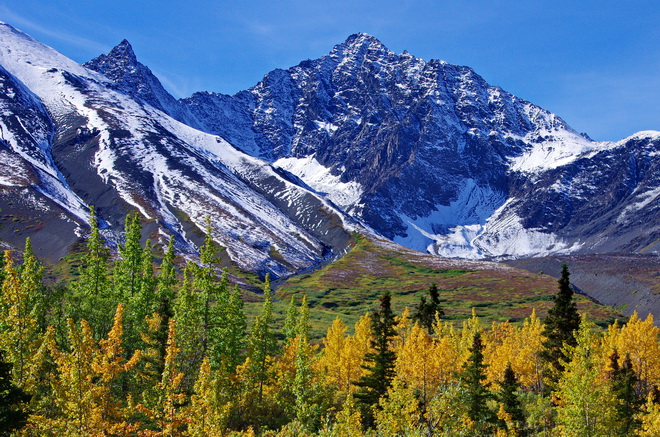 Hiking in Kluane National Park in the Yukon is the ultimate Canadian outdoor adventure.