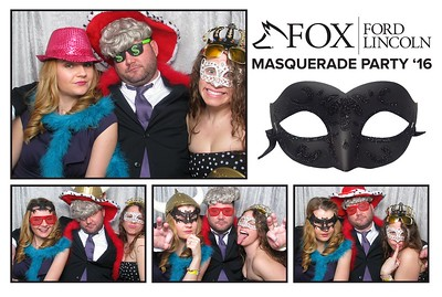 Fox Ford Lincoln - Masquerade Party 2016