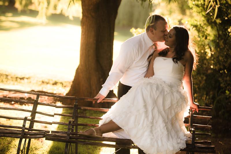 Clarissa and Blake's Wedding at Makiti Lodge Johannesburg South Africa