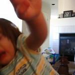 Kailin age 2 dancing 2