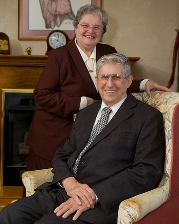 Irvin & Aline Ward's 50th Anniversary