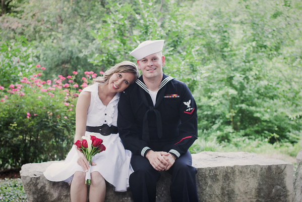 Kristin and Scott 2013