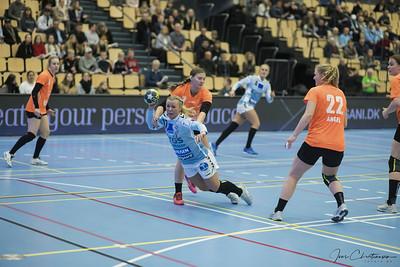 13-01-2018 Sønderjyske - Hadsten Håndbold