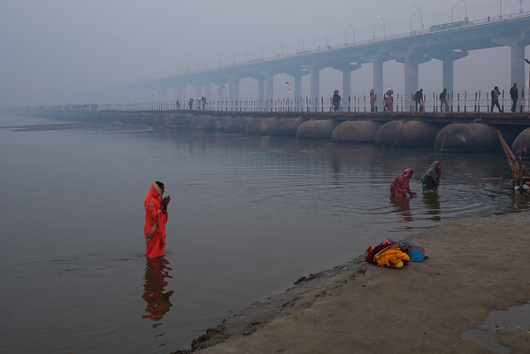 Kumbh Mela - Other side