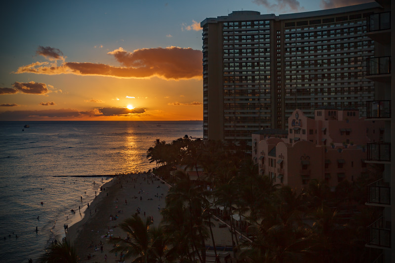 2016 09/25 to 09/27: Two Nights in Waikiki
