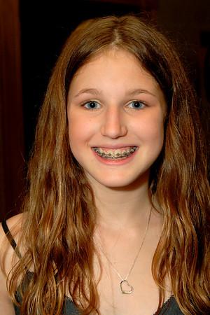 Carly's Bat Mitzvah,Friday Evening Dinner,June 22, 2007