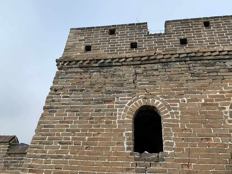 Large Watchtower at Mutianyu