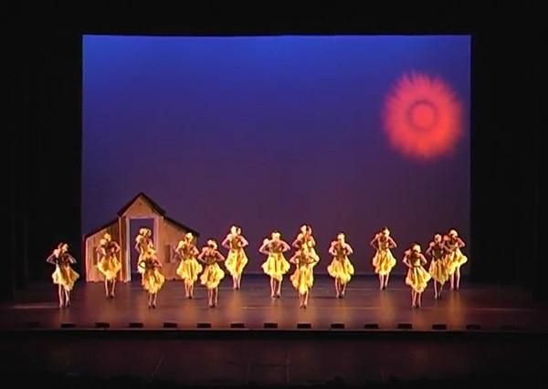 The Chicken Dance VID - 2012