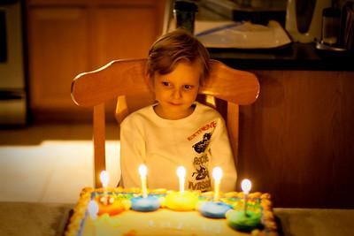 Destry's 5th Birthday