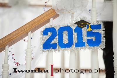 Oak Forest High School Prom '2015