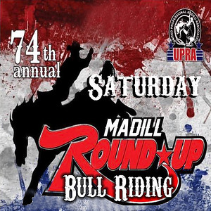 Madill Saturday Night Bull Riding
