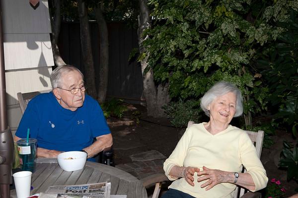 Dad's 95th Birthday