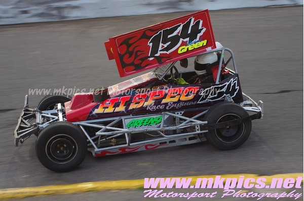BriSCA F2 Steve Green Jnr Memorial Trophy & European Qualifying