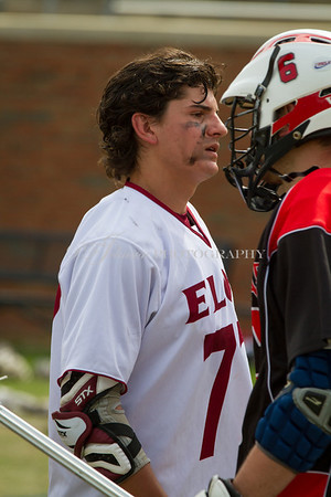 Elon Lacrosse vs NC State 2013 Senior Day