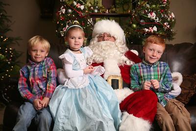 TCC Santa Photos
