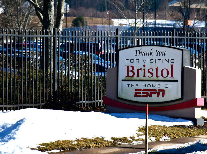 2/4/2019 Mike Orazzi | Staff ESPN on Middle Street in Bristol.
