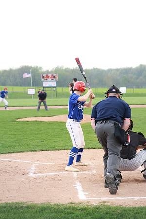4-23-19 Baseball WW vs Borden