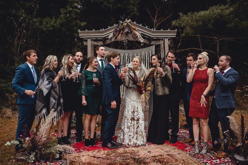 Requiem Images - Luxury Boho Winter Mountain Intimate Wedding - Seven Springs - Laurel Highlands - Blake Holly -1284.jpg