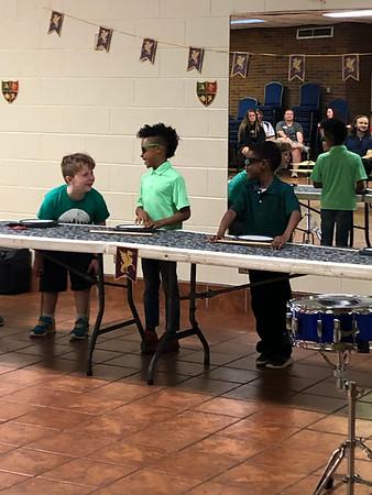 Junior Drumming 2019