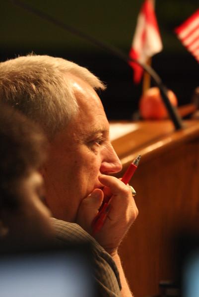 Dan at Synod 2011