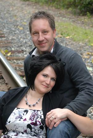 Victoria & Steve Engagements