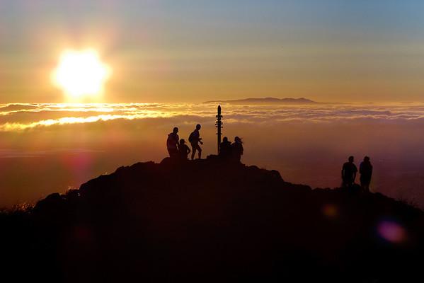 Mission Peak 2517 Feet