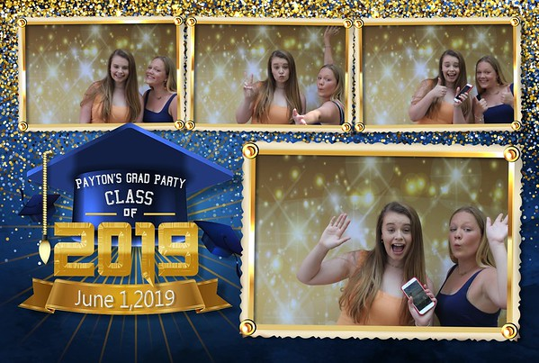 Dunn Graduation Party
