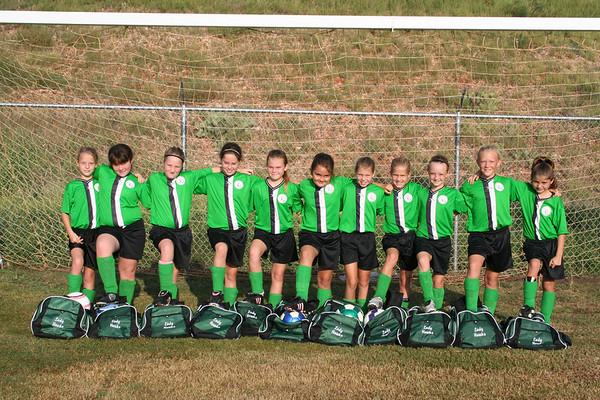 4th Grade Soccer