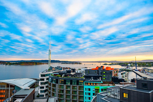 Oslo Norway European Travel Destinations