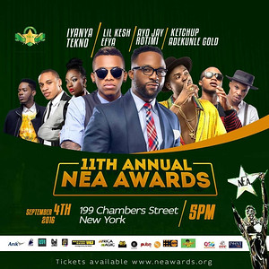 11th Annual Nigerian Entertainment Awards