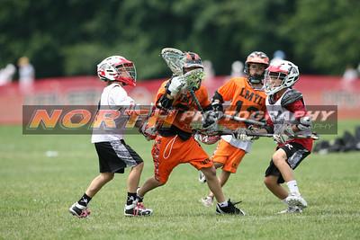 6/19/2011 - 5th Grade Boys - Glen Ridge (or Zebra Lax) vs LMYL - (LP8)