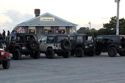 Red Line Jeep club 8-31-17