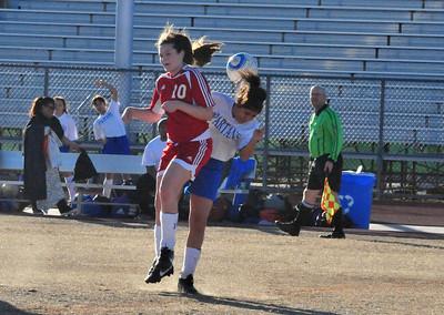 Arcadia At Camelback JV Soccer 01-17-13