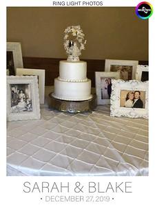 The wedding of Sarah Ellen Sanford and Blake Neill