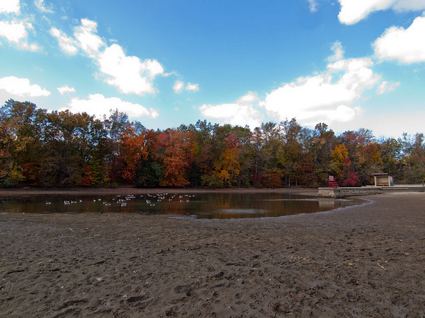 Rocky River Fall color