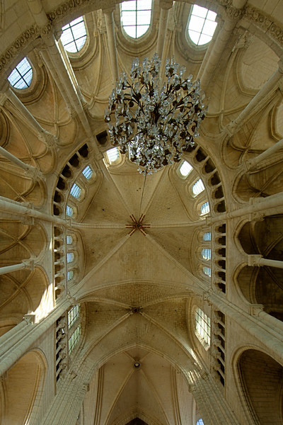 Soissons, Saint-Gervais and Saint-Protais Cathedral South Transept Vaults