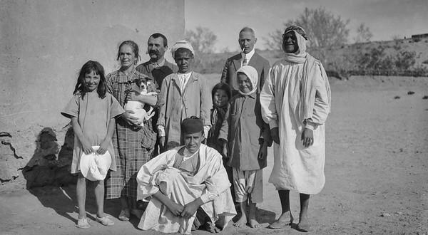 Photos J.D.d.C.  Afrique du Nord