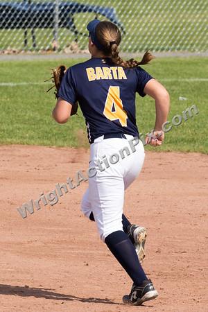 2017 06 10 Clarkston Varsity Softball vs Seaholm