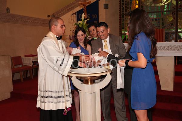 Aidan & Noah Baptism