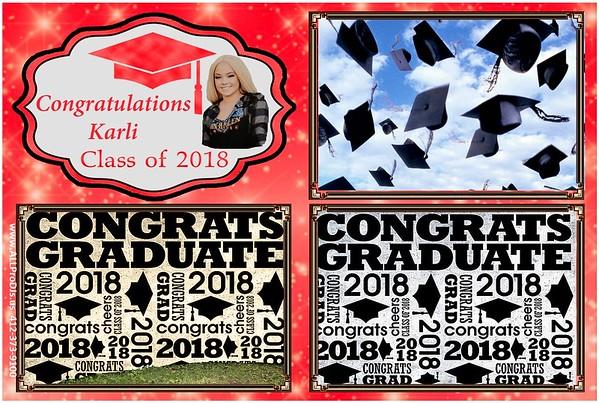 2018  06-30  Karli's Graduation
