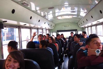 11th Grade PBL Field Trip - LA Tours